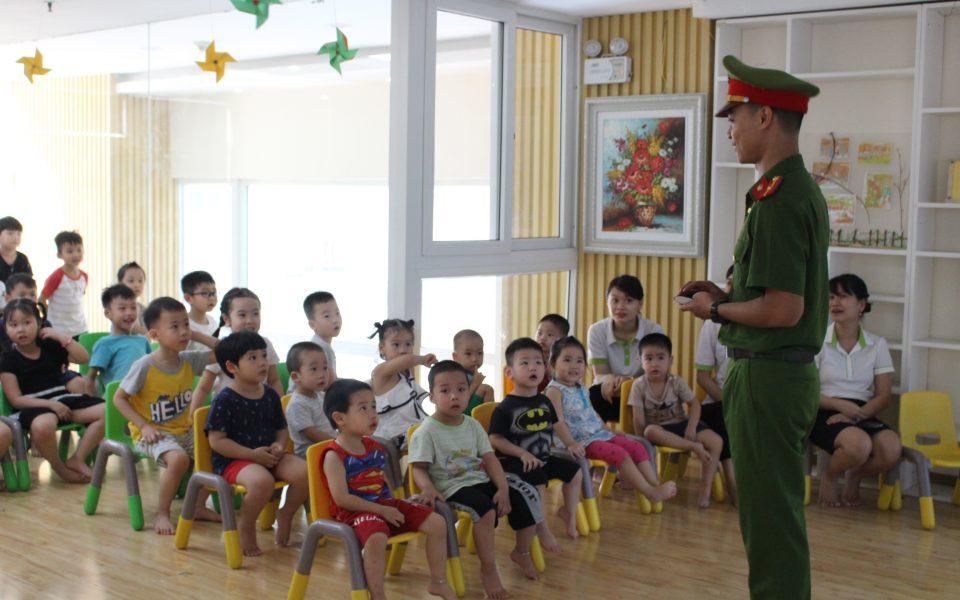 TALK SHOW CHỦ ĐỀ CÔNG AN NHÂN DÂN