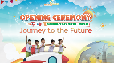 OPENING CEREMONY – JOURNEY TO THE FUTURE